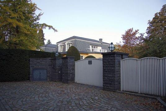 Dieter Bohlens Villa in Tötensen