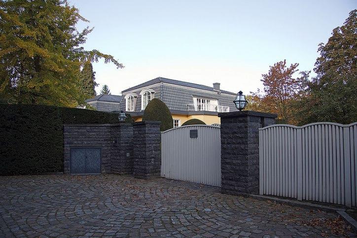 Dieter Bohlen Villa Tötensen