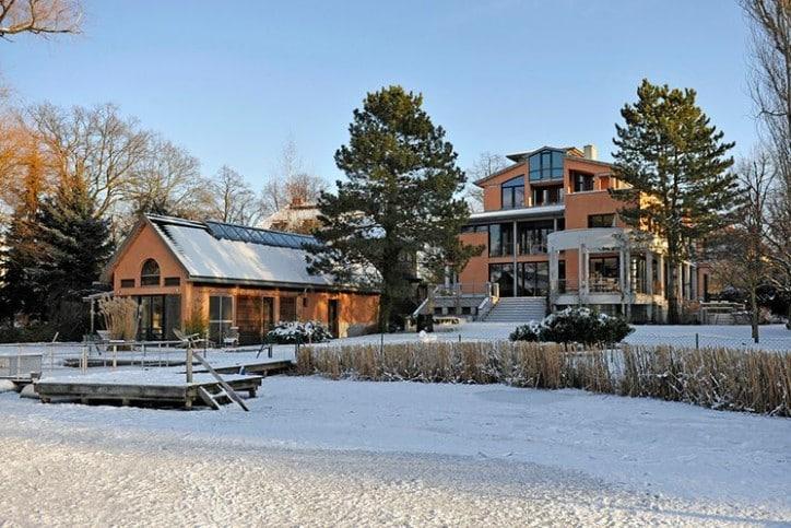 Günther Jauchs Haus am Heiligen See in Potsdam