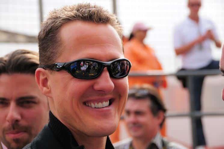 Vermögen von Michael Schumacher