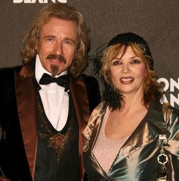 Thomas Gottschalk mit seiner Frau Thea Gottschalk