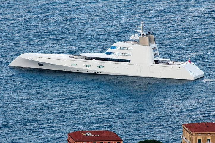 Teuerste yacht der welt abramowitsch  Die 5 teuersten Luxus-Yachten der Welt - Luxusleben.info