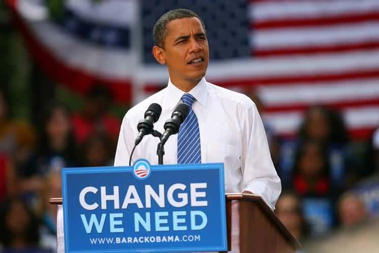 Vermögen von Barrack Obama