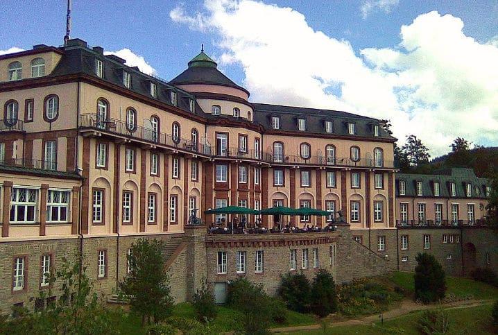 Schlosshotel Bühlerhöhe