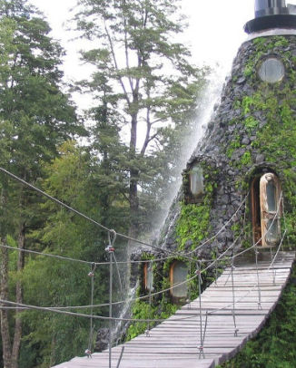 The Magic Mountain Hotel Chile