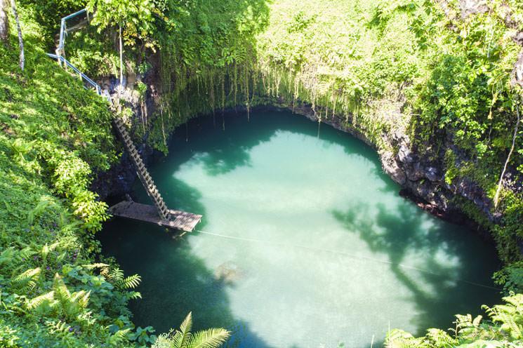 To-Sua-Ocean-Trench-auf-Samoa