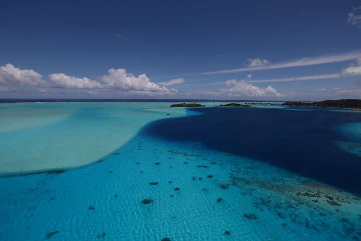 (Mantarochen-)Tauchen auf Bora Bora