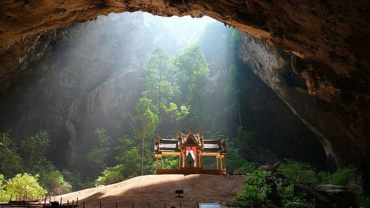 Phraya Nakhon Cave – Thailand