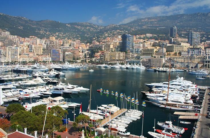 Port Hercule – Monaco