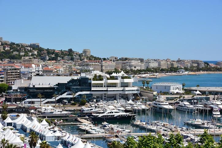 Port de Cannes – Cote D'Azur, Frankreich