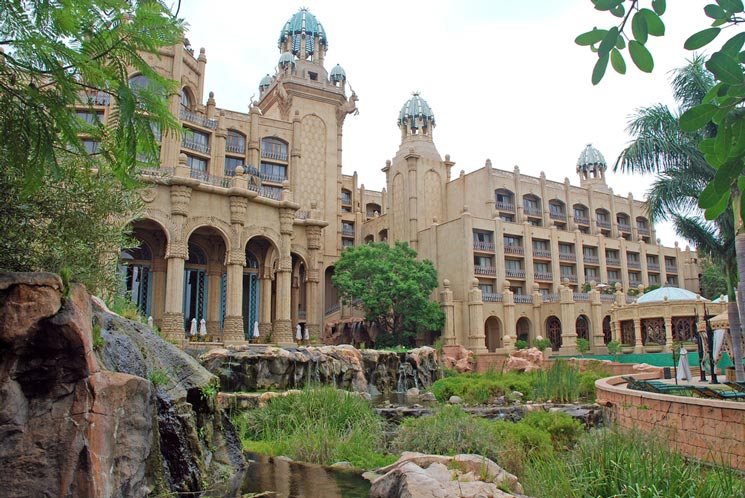 Sun City Hotel Casino in Suedafrika