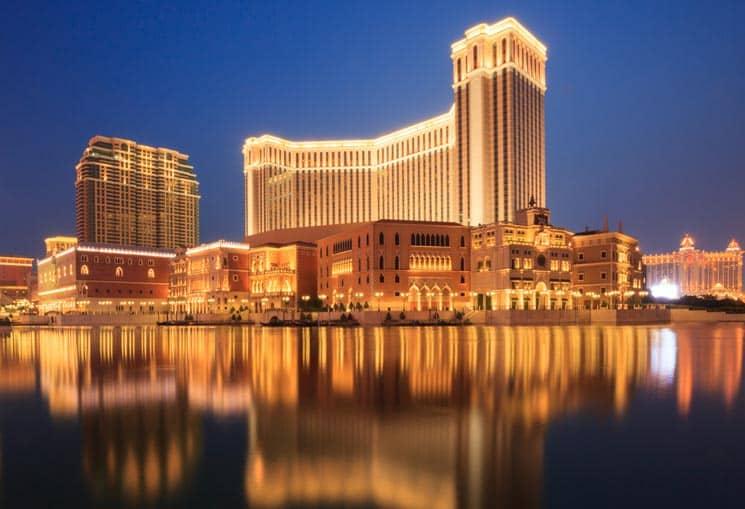 The Venetian Macau in China