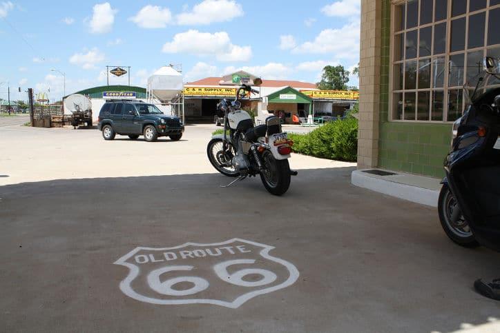 USA-Harley-Reise
