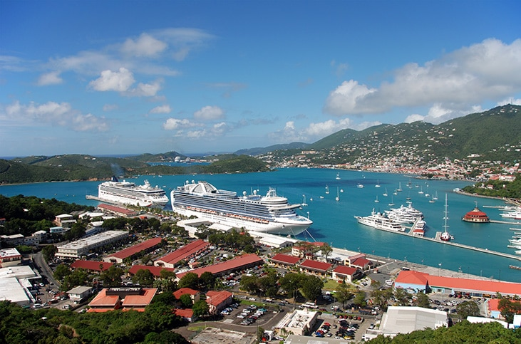 Yacht Haven Grande – St. Thomas, Amerikanische Jungferninseln