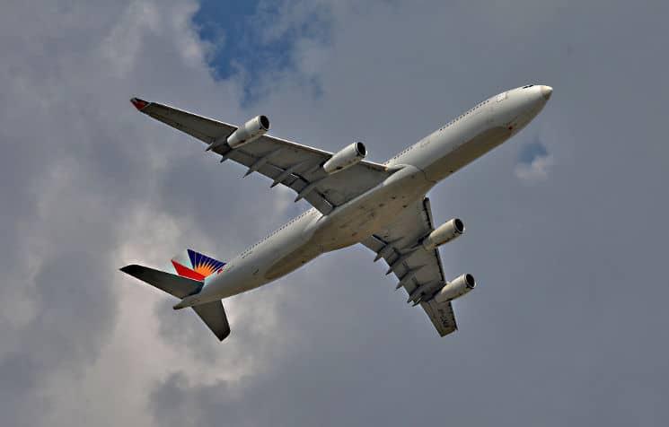 Airbus A340-300 - Alischer Usmanov