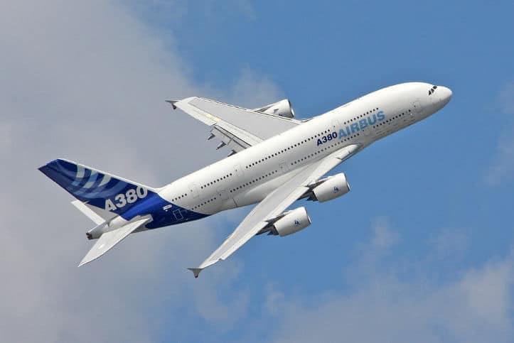 Airbus A380 - Prinz Al-Walid bin Talal