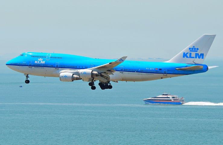 Boeing 747-400 - Prinz Al-Walid bin Talal