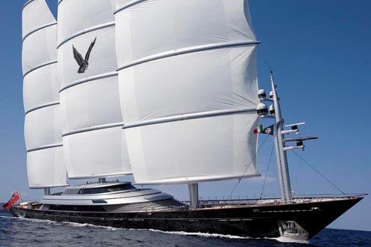Luxus segelyachten  Die 5 teuersten Segelyachten der Welt