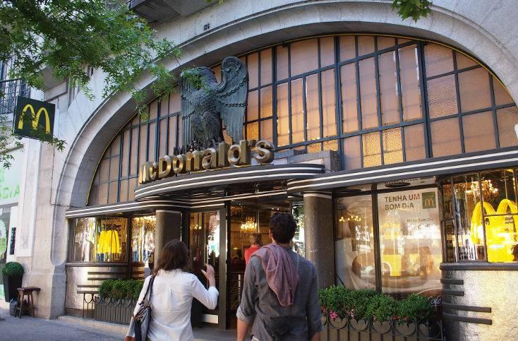 McDonald's Imperial Porto