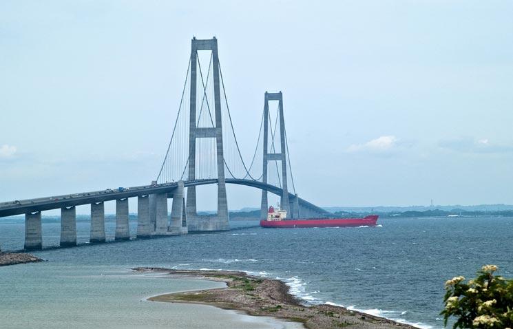 Storebæltsbroen-Fuenen-Seeland