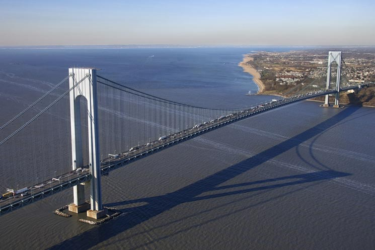 Verrazano-Narrows Bridge-in-New-York