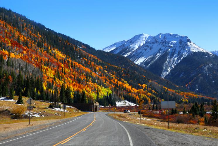 Million-dollar-highway-in-Colorado