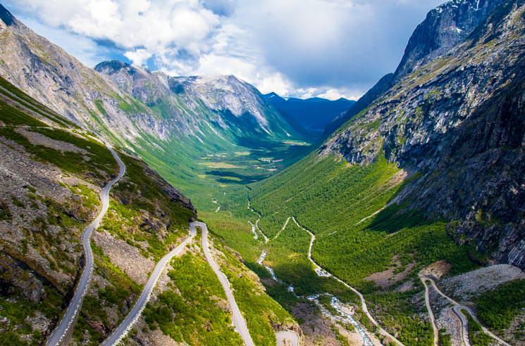 Trollstigen-in-Norwegen