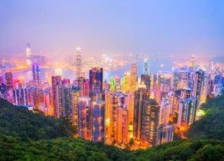 Skyline-von-Hong-Kong