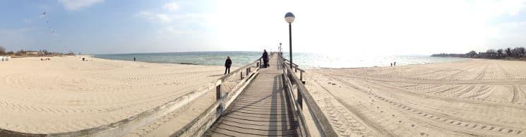 Ferien an der Lubecker Bucht