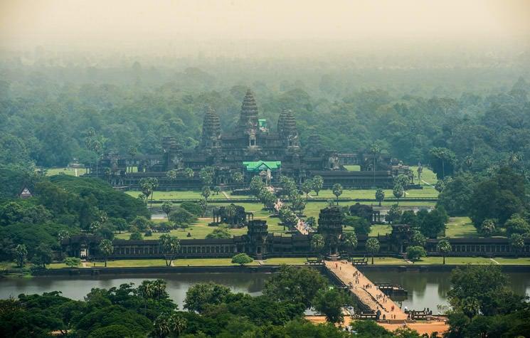 Angkor-Wat-in-Kambodscha