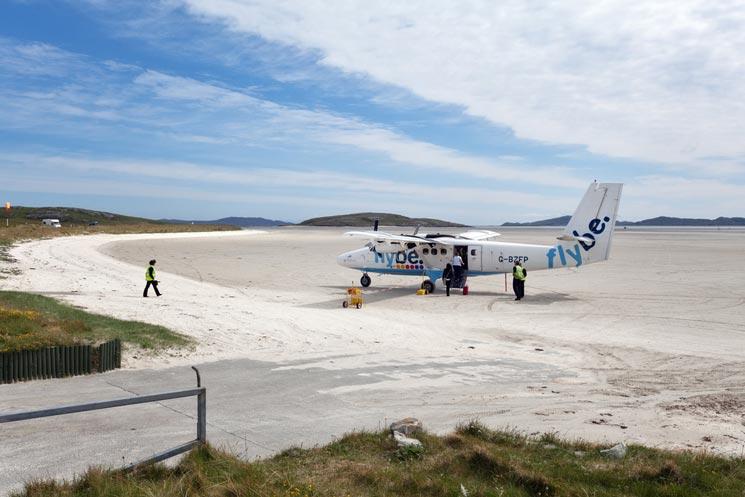 Barra-Airport-Schottland