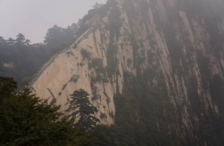 Canglong-Ridge-Hua-Shan