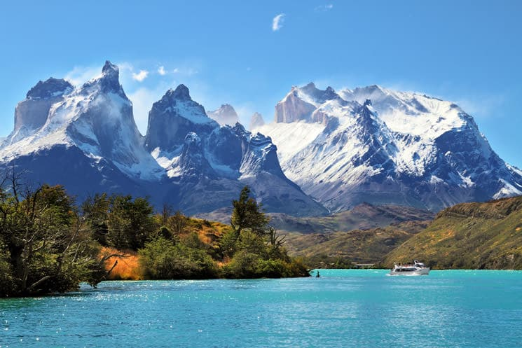 Nationalpark-Torres-del-Paine-in-Chile