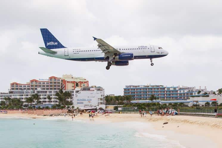 Princess-Juliana-International-Airport