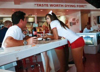 Heart Attack Grill in Las Vegas