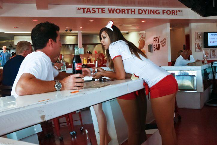 Heart Attack Grill in Las Vegas