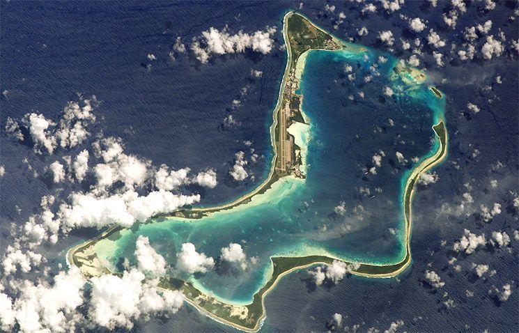 Diego Garcia - Britisches Territorium im Indischen Ozean