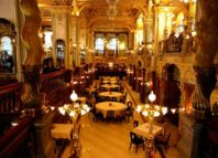Café New York in Budapest