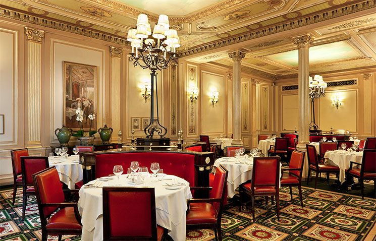 Café de la Paix in Paris