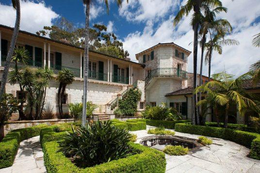 Luxusranch mit Reithalle und Weideplätzen für 119 Millionen Euro in Kalifornien