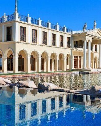 Europas teuerstes Schloss im Kolonialstil für 95 Millionen Euro in Cannes