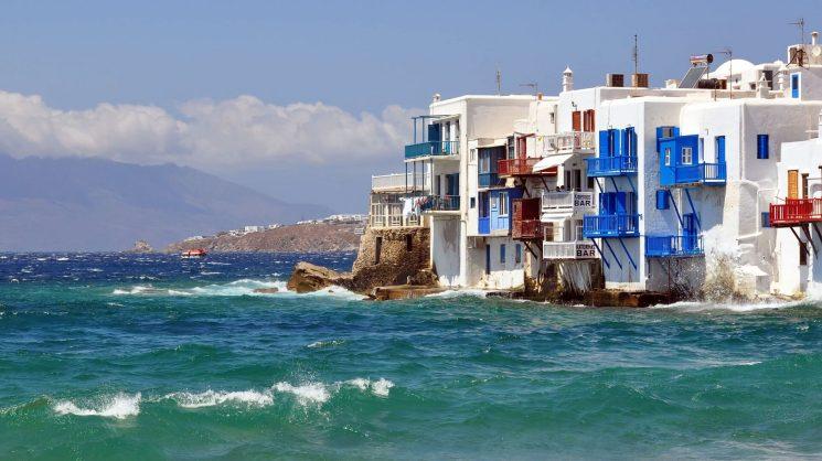Mykonos: die schöne Insel Griechenlands