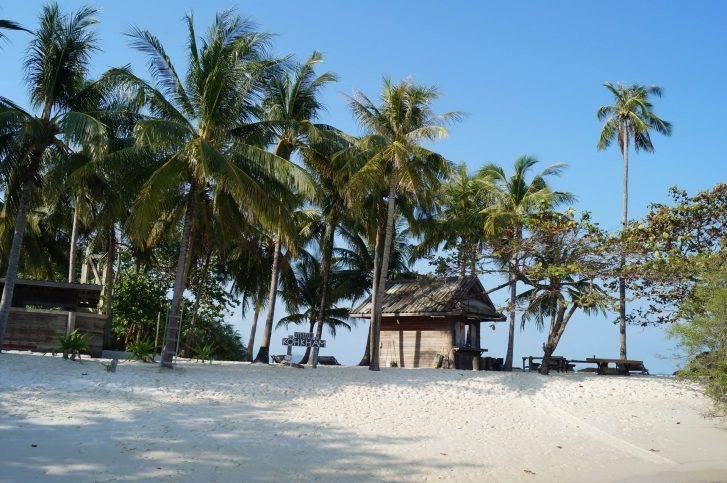 Reisen hält jung - Ko Kham in Thailand