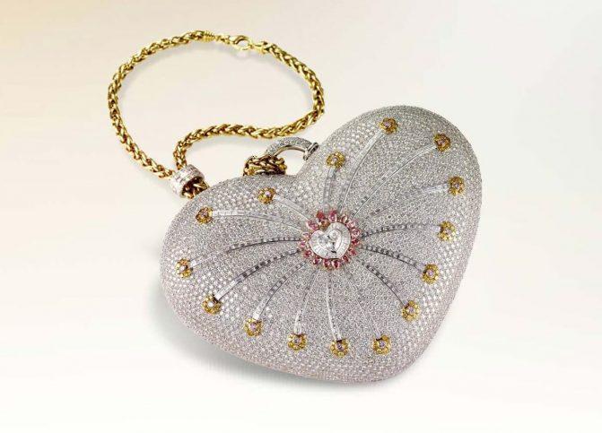 Mouawad - eine der teuersten Handtaschen Marken der Welt, auch im Guinness Buch der Rekorde zu finden