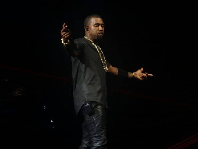 Der Durchbruch und Aufstieg zum Megastar - Kanye West in Concert