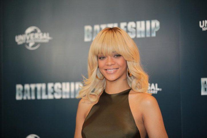 Rihanna - Battleship Pressekonferenz