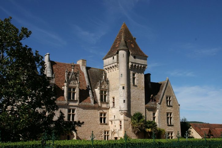 Schloss Les Milandes
