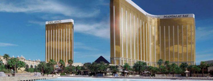 Spielsucht im Mandalay Bay Hotel und Casino