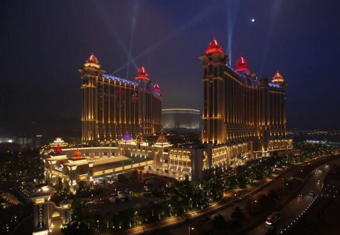 VIP-Lounge, Sky 32, Macau