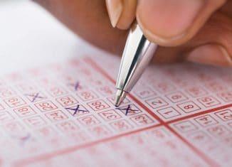eim Lotto 6 aus 49 die richtigen Zahlen auswählen